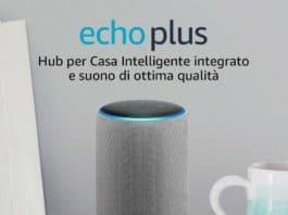 Echo Plus 2 recensione