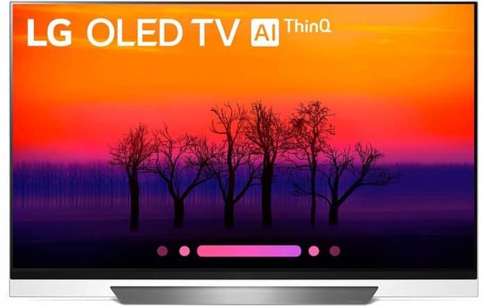 LG OLED AI ThinQ 55E8