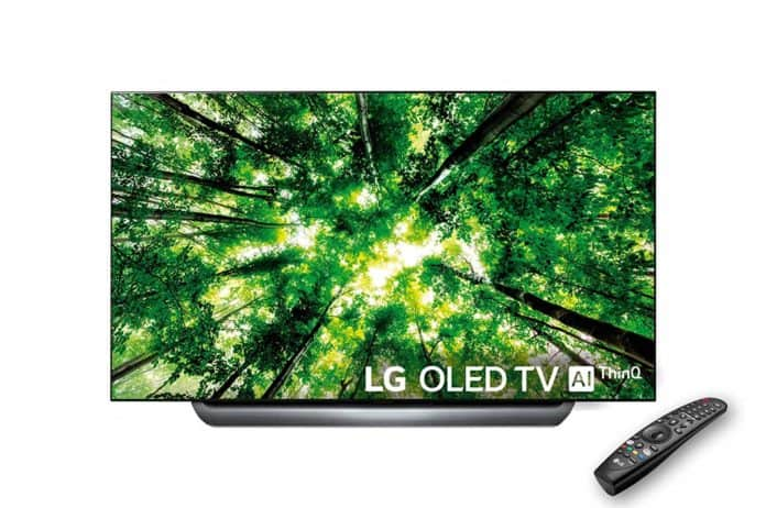 LG OLED AI ThinQ 65C8