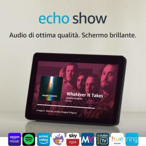 Amazon Echo Show 2-recensione