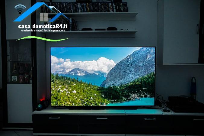 LG OLED65C97LA recensione completa