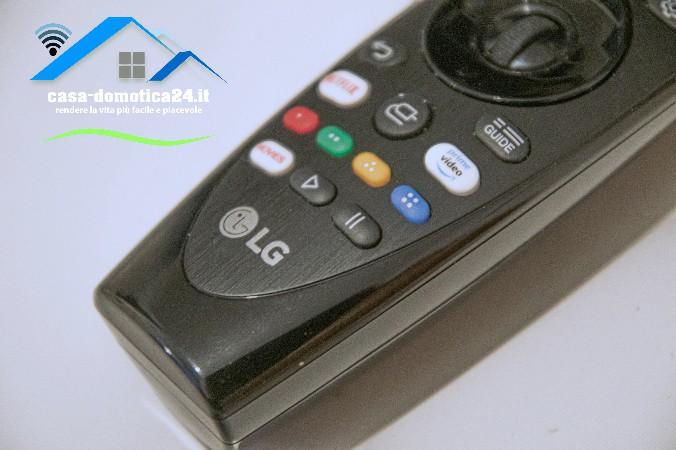 magic remote control LG
