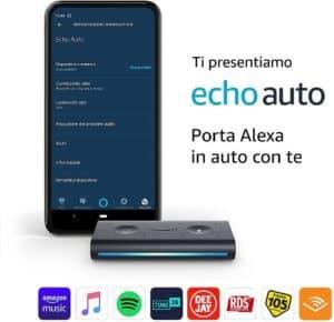 Anazon Echo Auto Alexa
