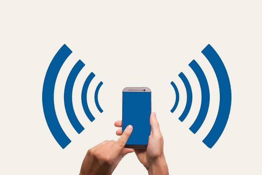 WiFi 6 Smartphone