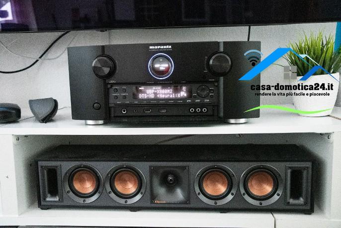 Amplificatore Marantz SR7015