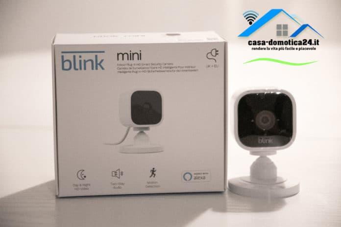 Blink Mini Recensione