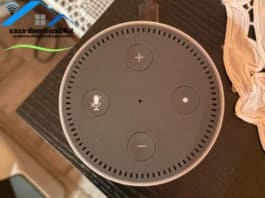 come spegnere Alexa Echo Dot